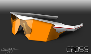 Cross -Sunglasses Concept- by ComplxDesign