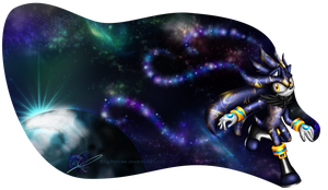 Galactic by Azurelly