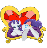 Hearts of Equestria pt1 by DanteShy