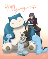 Happy B-day Jay by haeunee2