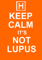 Its Not Lupus by GreedLin