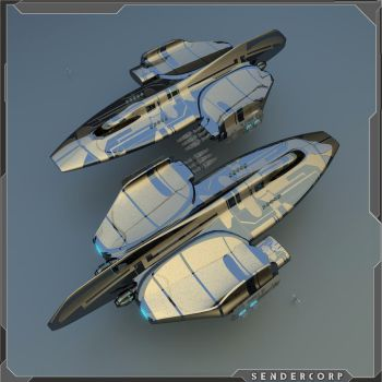 Starship GH one by PINARCI