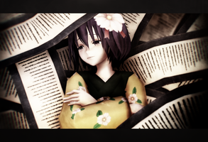 Memory of Gensokyo by MoonyWitcher
