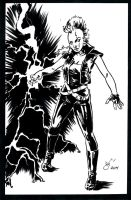 Storm commission by gph-artist