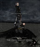 Dark Knight... Rises? by Stone3D