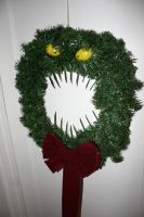 Man-Eating Wreath by connmer