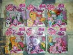 MLP Friendship is Magic Set by SEGAMew