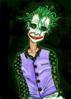Joker by incrediblejeremy