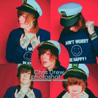 Christofer Drew Photoshoot 3 by NachaEditions