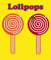 lolipops by MartineLand