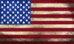 American flag stock by flagstock