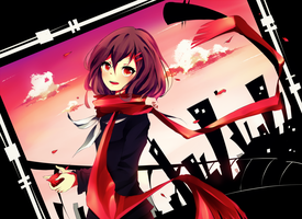 Kagerou Project: Ayano by nicapi