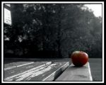 Lone Apple by kmiller3321