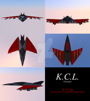 X-77 SS KCLConcepts by SideWinder742