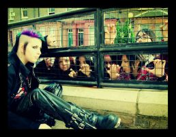 Caged by Goth-Virgy