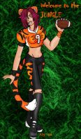 Welcome to the Jungle -Who Dey by StegeKay