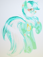 Lyra by PlatinumPoinsetta