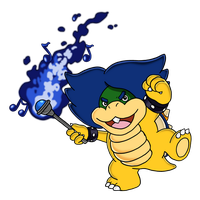 Ludwig Von Koopa - Art v.3 by Tails19950