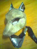 Starfox Cosplay in the making by ProtoCall13o2