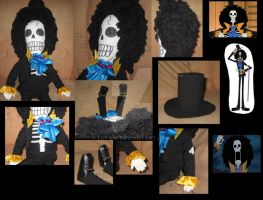 Brook Plush-Colage by Pwnchy