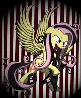 Fluttermetal by FriendshipIsMetal777