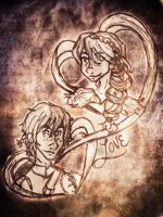 Hiccup  Astrid Love by Disney-Sarah