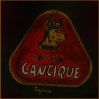 Cancique (furry) by tigrisssilvery