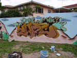 new wall by cade-wk