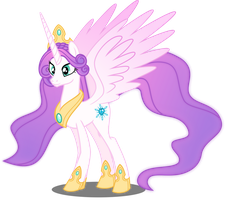 'Dancerverse Princess Flurry Heart by Orin331