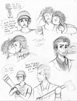 Giftie: Nellis Sketches by TouchMySitar