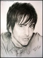 Ian Watkins by leaverest