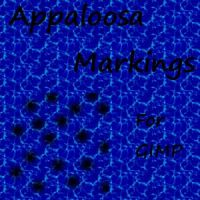 Appaloosa Markings by minimeg99