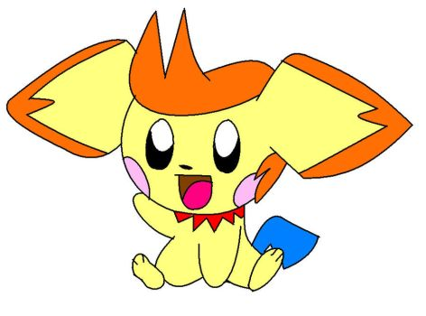 Pichu fry? by Zoiby