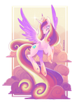 Cosmic Cadence by starrypon
