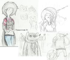 Pencil and Paper collection by Fangscream