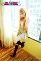 Orihime Cosplay by seeseeworld