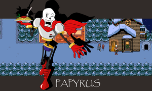 Papyrus by Reaprycon