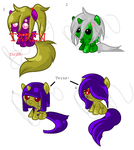 Foal Adopts ~OPEN~ by Goldeye-and-Cory