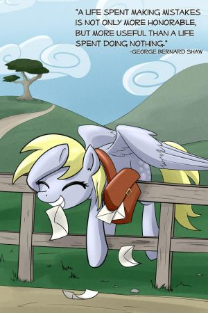 Derpy Mistakes by Whatsapokemon