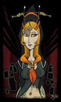 Twilight Midna by Themrock