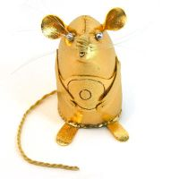 C-3PO Mouse by The-House-of-Mouse