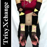 TX Extra Long Arm Warmers by TrixyXchange