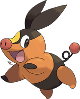 Tepig v.2 by Xous54