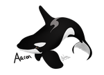 Aaron Orca by SaddlePatch