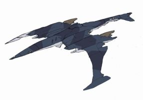AFF aircraft concept by genocidalpenguin