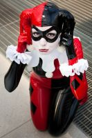 Harley Quinn - Oh, Mr J... by Lie-chee