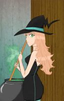Mixing Potions by LadyAuth