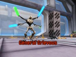 CWA - Grievous intro by NeoMetalSonic360