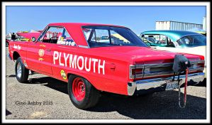 Plymouth Gasser by StallionDesigns