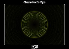 Chameleons eye by iFeelNoSorrow